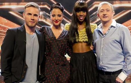 The X Factor 2011 So Far - A Review Type Thing
