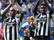Shola Sammy Ameobi Apple Falls from Tree
