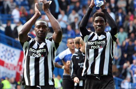 Shola and Sammy Ameobi - The Apple Falls Far from the Tree