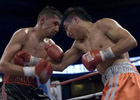 Cash for Olympic gold scandal floors boxing, roughs up London 2012