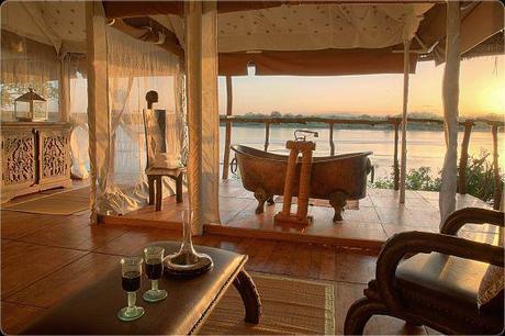 Three fantastic safari camps in Tanzania