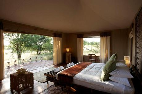 Three fantastic safari camps in Tanzania
