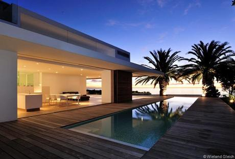 Minimalist Luxury In Cape Town Residential Design Paperblog