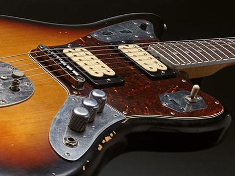 Fender Introduces The Kurt Cobain Jaguar Guitar | Music