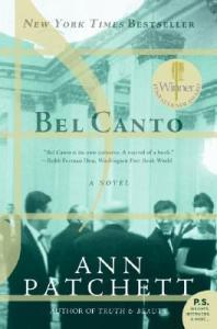 have you read 'Bel Canto'?