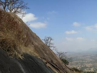 28) Kabbaladurga Trek ( Kabbalu Hill) :26/1/2011