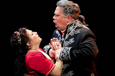 Opera Review: Storming the Capital