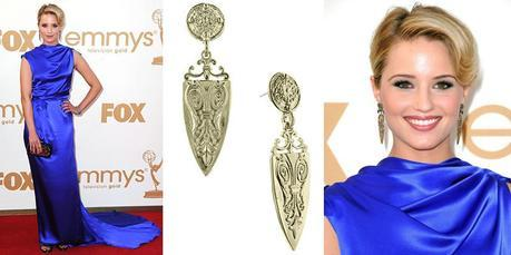 Dianna Agron 21812Fab Find Friday: The Emmys Red Carpet Looks for Less
