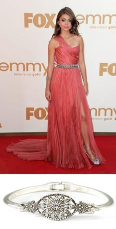 Sarah Hyland 67165Fab Find Friday: The Emmys Red Carpet Looks for Less