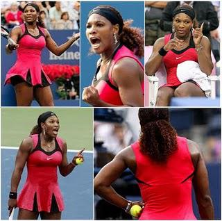 Serena Williams, The Hindrance Rule And Me