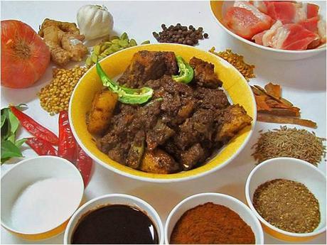 Kodava Pandi Curry