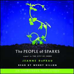 Double Reviews: The City of Amber & The People of Sparks (Audiobooks)