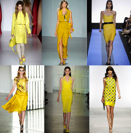 Shop the Spring 2012 Trend already: Mellow Yellow