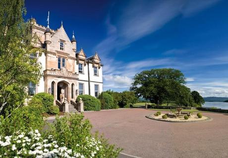 Three fabulous hotels in Scotland