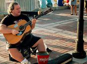 Photographing Street Entertainers