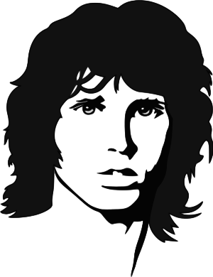 Jim Morrison, Click on it for a good view