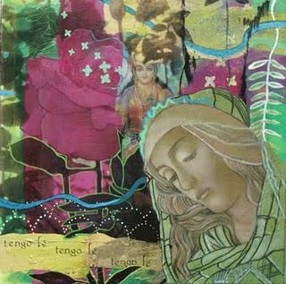 Mind Body Spirit Artist Series:  Fernanda Gonzalez