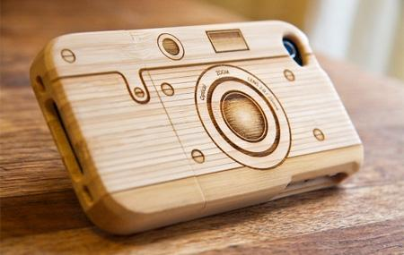 Beautiful Wooden Cases Designed For IPhone 6