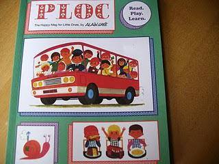 PLOC : {The Happy Magazine for Little Ones}