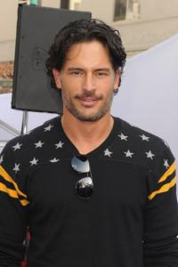 Joe Manganiello Premiere of IRIS