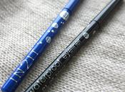 Bold Black Blue IN2IT Waterproof Automatic Eyeliner Double Pack