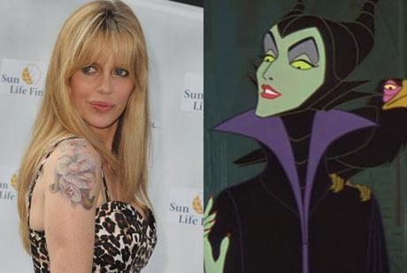 'True Blood's' Kristin Bauer is Maleficent for 'Once Upon a Time'