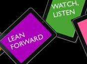 Acrobatics News Apps: Lean Forward, Back, Stay Out!