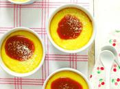 Ginger Coconut Flan-- What's Difference Between Flan Crème Brulee?