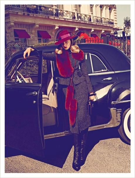 AUTUMN LUXURY: Go Abroad With Vogue Hellas