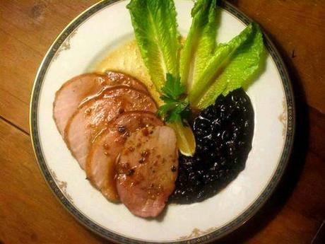 Brazilian style Pork tenderloin in Feijoada Spices -04