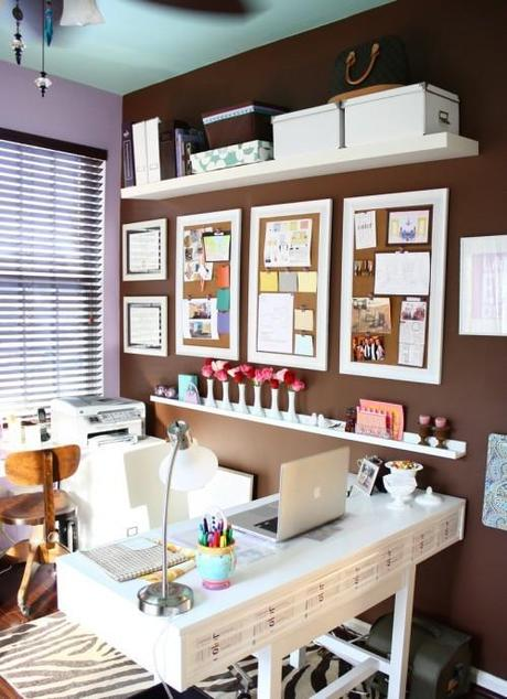 Inspiration and tips for organizing your craft space