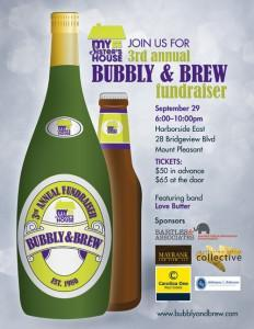 3rd Annual Bubbly And Brew Benefiting My Sister's House