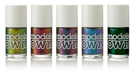 Models Own - Beetlejuice Polish Collection!