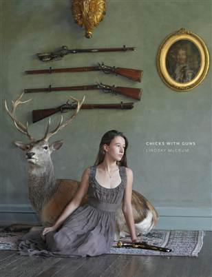 Chicks with Guns book