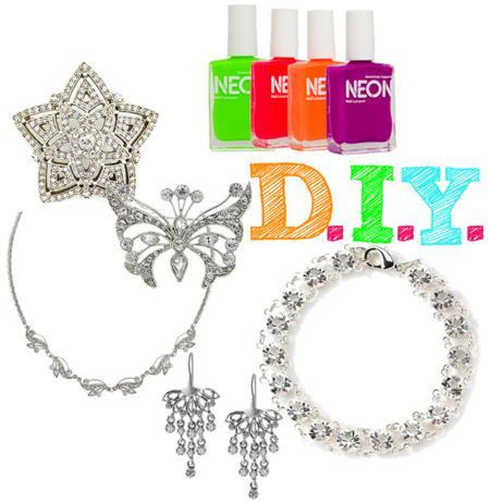 neon DIYDIY Jewelry: Get in Touch with Your Inner Artist