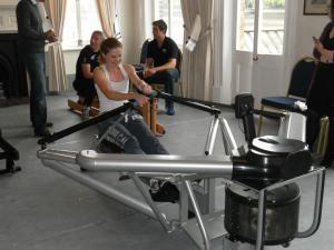 Ergs don't float – but they do break