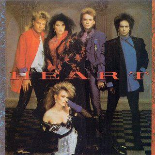 Heart bursts back onto the music scene with their self-titled album version 2.0