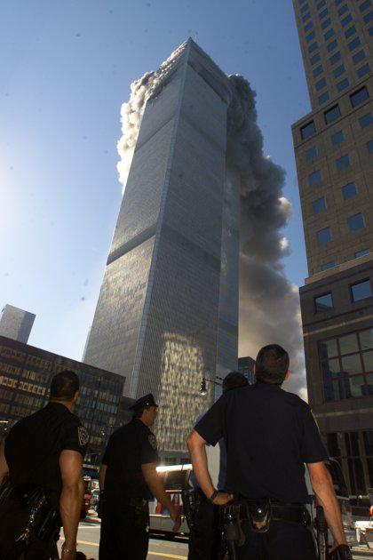 A Somber Anniversary--9/11 Remembered