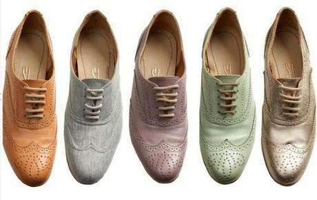 Fashion Friday Overjoyed About Oxfords