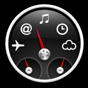 Apple Dashboard Widget Icon