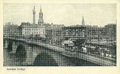 The Friday Postcard From London – 30th September 1910