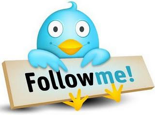Follow Friday and Twitter
