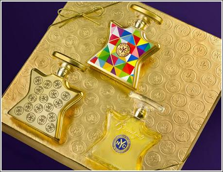 Upcoming Collections : Bond No.9 Holiday 2011 Collection