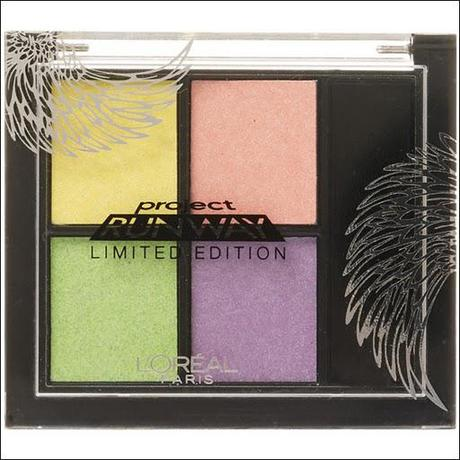 L'Oreal Paris & Project Runway Colours Take Flight Collection