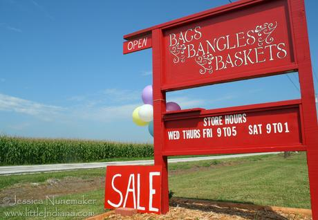Rensselaer, Indiana: Bags, Bangles, and Beads
