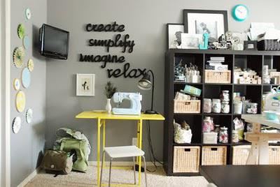 Ikea Room Inspiration