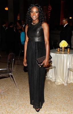 Rutina Wesley Attends an Event and Premiere of 'The Submission'