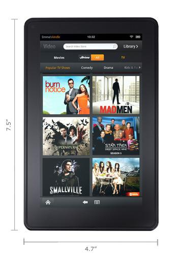 Amazon Kindle Fire – The Good And The Bad