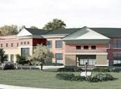 Architectural Rendering, Briar School