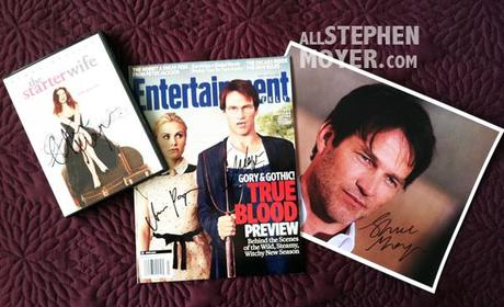 Wish Stephen Moyer a Happy Birthday and win !!!
